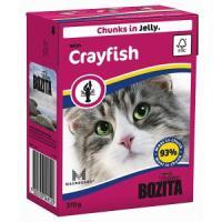 Фотография товара Корм для кошек Bozita Crayfish, 370 г, лангусты