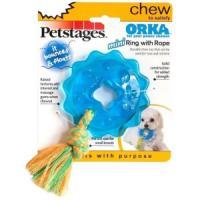 Фотография товара Игрушка для собак и щенков Petstages Orka mini, размер 8см.