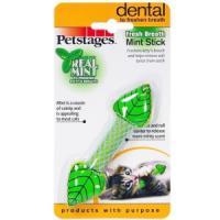 Фотография товара Игрушка для кошек Petstages Dental Мятный листик, размер 11см.