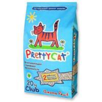 Фотография товара Наполнитель для кошачьего туалета Pretty Cat Aroma Fruit, 20 кг
