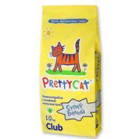 Фотография товара Наполнитель для кошачьего туалета Pretty Cat Супер белый, 10 кг