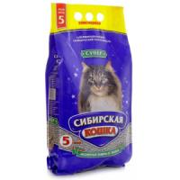 Фотография товара Наполнитель для кошачьего туалета Сибирская кошка Супер, 3.1 кг