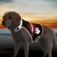 Фотография товара Попона для собак Trixie M, черный