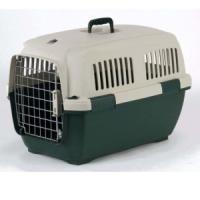 Фотография товара Переноска для собак и кошек Marchioro Clipper Cayman, размер 3, 2.6 кг, размер 64х43х43см., бежево-зеленый