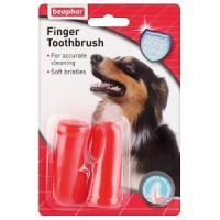 Фотография товара Зубная щетка для собак Beaphar Finger Toothbrush