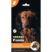 Фотография товара Намордник для собак Гамма, размер 7х11х16см.