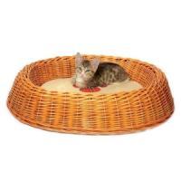 Фотография товара Лежанка для кошек и собак Triol, размер 60х50х12см.