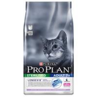 Фотография товара Корм для кошек Pro Plan Sterilised Adult 7+, 10 кг, индейка