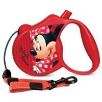 Фотография товара Поводок-рулетка для собак Triol Disney Minnie S, размер 13.5х2.5х10см.