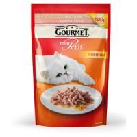 Фотография товара Корм для кошек Gourmet Mon Petit, 50 г, лосось