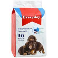 Фотография товара Приучающие пеленки для собак EveryDay, размер 60х60см., 10шт.