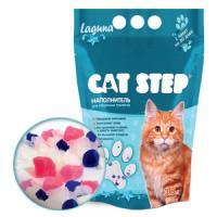 Фотография товара Наполнитель для кошачьего туалета Cat Step Laguna, 1.81 кг