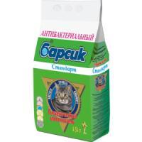 Фотография товара Наполнитель для кошачьего туалета Барсик Стандарт, 3 кг