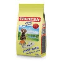 Фотография товара Корм для собак Трапеза, 13 кг, ягненок с рисом