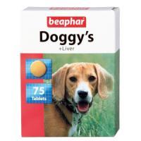 Фотография товара Витамины для собак Beaphar Doggy's + Liver, Печень, 75 таб.