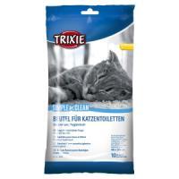 Фотография товара Пакеты уборочные для кошачьих туалетов Trixie Simple'n'Clean L, 182 г, размер 46x59см.