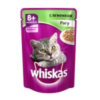 Фотография товара Корм для кошек Whiskas, 85 г, ягненок