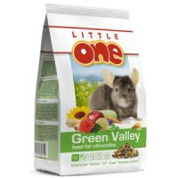 Фотография товара Корм для шиншилл Little One Зеленая долина, 750 г