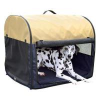 Фотография товара Сумка-переноска для собак Trixie Kennel L, размер 80х55х65см.