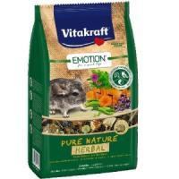 Фотография товара Корм для шиншилл Vitakraft Pure Natute Herbal, 600 г