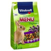 Фотография товара Корм для кроликов Vitakraft Menu Thymian, 1 кг