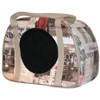 Фотография товара Сумка-переноска для собак и кошек Теремок СПО-3, 1 кг, размер 45х22х30см., цвета в ассортименте