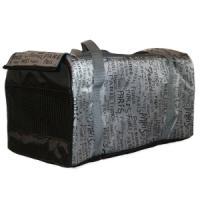 Фотография товара Сумка-переноска для собак и кошек Теремок СПМ-2, 1 кг, размер 48х22х25см.