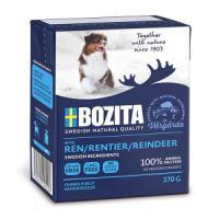 Фотография товара Корм для собак Bozita Reindeer, 370 г, олень