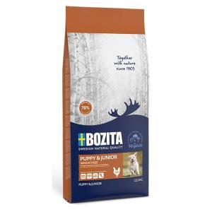 Корм для собак Bozita Puppy&Junior Wheat Free, 12.5 кг