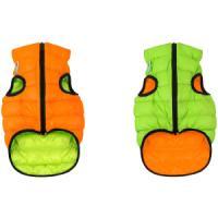 Фотография товара Куртка для собак AiryVest 1594 XS, оранжево-салатовый