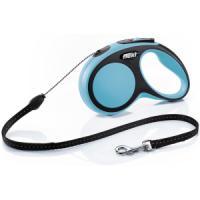 Фотография товара Рулетка для собак Flexi Flexi New Comfort S, синий