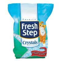 Фотография товара Наполнитель для кошачьего туалета Fresh Step Сrystals, 3.62 кг