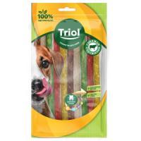 Фотография товара Лакомство для собак Triol, 10 г, сыромятная кожа, 10 шт.