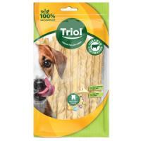 Фотография товара Лакомства для собак Triol, 8 г, сыромятная кожа, 15 шт.