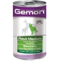Фотография товара Корм для собак Gemon Dog Medium, 1.25 кг, ягненок с рисом