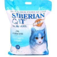 Фотография товара Наполнитель для кошачьего туалета Сибирская кошка Elit, 10.96 кг