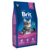 Фотография товара Корм для кошек Brit Premium Cat Light, 1.5 кг, курица и печень