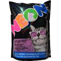 Фотография товара Наполнитель для кошек Neon Violet, 1.8 кг