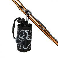Фотография товара Контейнер для уборочных пакетов за собаками Trixie Dog Dirt Bag Dispenser, черный