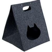 Фотография товара Домик для собак Trixie Antonia, размер 40х48х40см., серый
