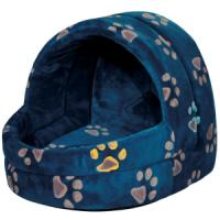 Фотография товара Домик для кошек и собак Trixie Jimmy, размер 40×35×35см., синий