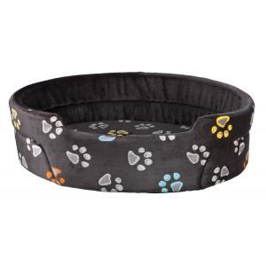 Лежак для собак Trixie Jimmy S, размер 65х55см., серый