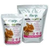 Фотография товара Корм для крольчат Fiory Micropills Baby Rabbits, 910 г, семена, размер 0.255x0.16x0.08см.
