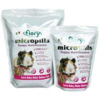 Фотография товара Корм для морских свинок Fiory Micropills, 2.1 кг, люцерна, семена