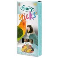 Фотография товара Палочки для попугаев Fiory Sticks, 190 г, фрукты