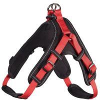 Фотография товара Шлейка для собак Hunter Neopren L, 200 г, красный/черный