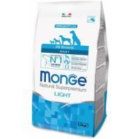 Фотография товара Корм для собак Monge Dog Speciality, 2.5 кг, лосось, рис