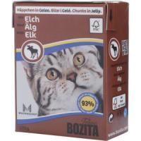 Фотография товара Корм для кошек Bozita Elk, 370 г, мясо лося