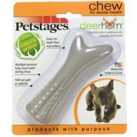 Фотография товара Игрушка для собак Petstages Deerhorn S, размер 12см.