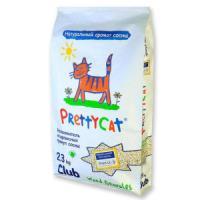 Фотография товара Наполнитель для кошачьего туалета Pretty Cat Wood Granules, 23 кг